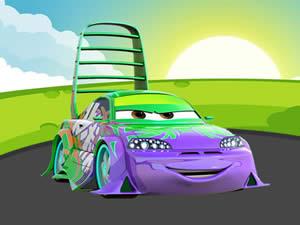 Wingo Cars Puzzle