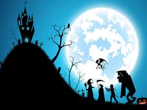 Happy Halloween Jigsaw