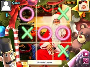 Santa's Tic Tac Toe
