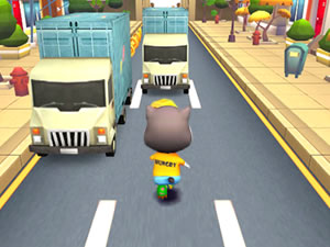 Talking Tom Run