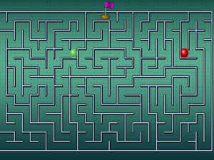 Maze race 2