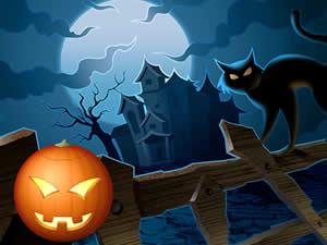Halloween Pumpkin-Man