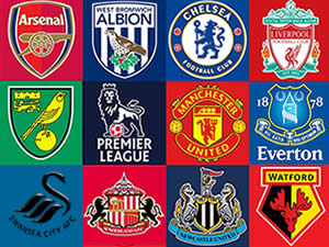 Premier League Emblems