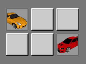 Racing Car Memory