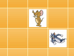 Tom and Jerry Memory