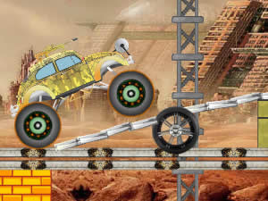 Crazy Monster Truck 1