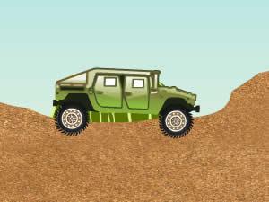 Desert Truck Ride