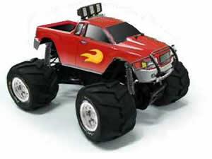 Monster Truck Builder