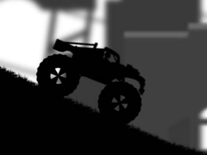 Monster Truck Shadow Racer