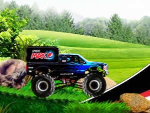 Pepsi Max Monster Truck