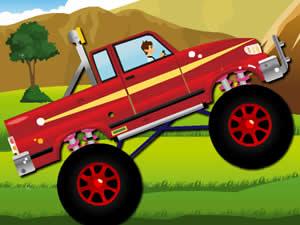 Ben 10 Monster Truck