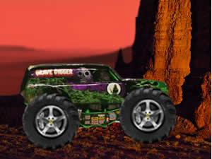 Monster Dust Race