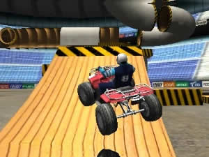 ATV 3D Arena Stunts
