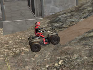 ATV Trials Junkyard