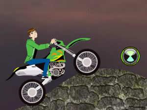 Ben10 Super Bike