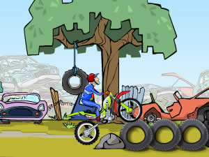 Bike Stunts Garage