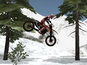 Bike Trials: Winter 2
