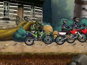 Motocross Forest Chalenge