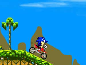 Sonic Moto Racer