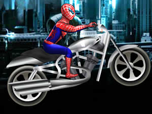 Spiderman Drive 2