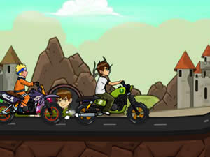 Toon Heroes Super Racing