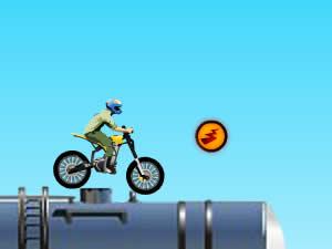 Extreme Stunt Bike