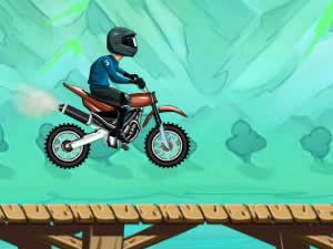 Super Trail Bike