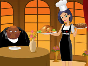 Cooking Mania Dress Up