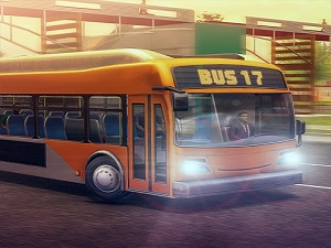 City Coach Bus Simulator -Modern Bus Driver 2019