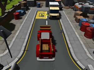 City Truck Parking