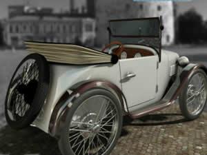 Classics Car Parking 2