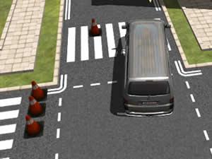 Delivery Parking 3D