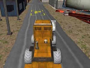 Digger Parking Sim