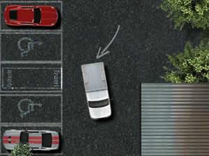 Park my SUV