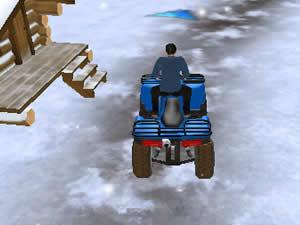 Snow Mobile 3D