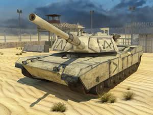Super Tank 3D Parking