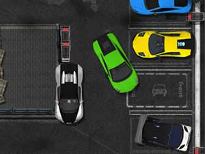 Supercar Parking Mania