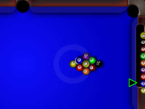 Billiard Blitz 3 Nine Balls