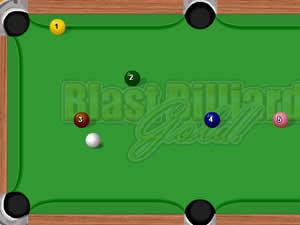 Blast Billiard Gold