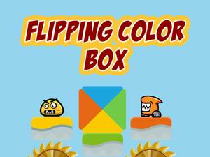 Flipping Color Box
