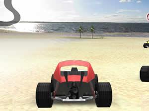 3D Buggy Racing