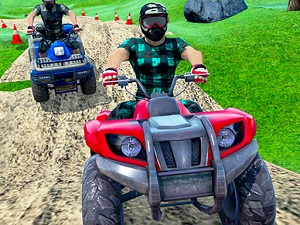 ATV Bike Simulator 2020 Bike Racing Games
