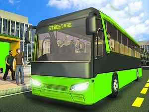 City Passenger Coach Bus Simulator 3D