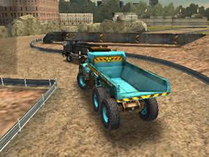 Dump Truck 3D Racing