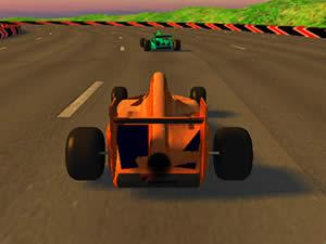 Formula 3D Race