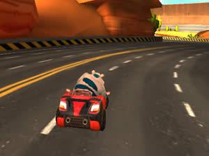 Gamyo Racing To The Desert