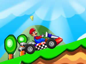 New Super Mario Racing