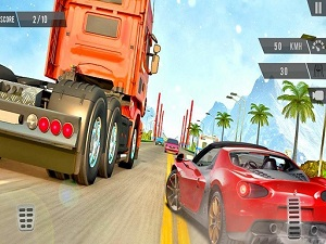 Highway Gt Speed Car Racer Game