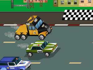 Random Racing