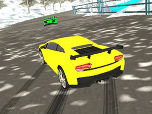 Hill Drift 3D